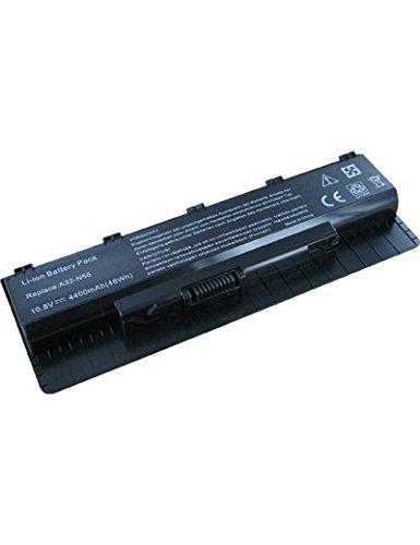 Batterie pour ASUS N46V, 10.8V, 4400mAh, Li-ion