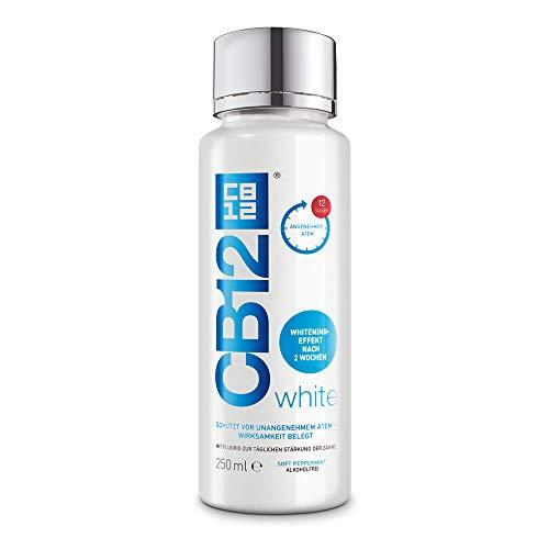 CB12 White Mundspülung, 250 ml