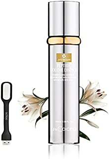 Premium Peptide Volume Essence 100ml: Upgraded Cosmetic Botox Anti-Wrinkle Essence All in One Wrinkle-care Firming Brightening Revitalizing 全ての絵文字を一つ一つ作ること+ochloo logo led