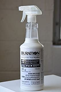Duration™ 0.5% Permethrin Clothing Insecticide Trigger Spray (32 Oz)