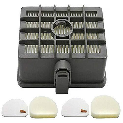 MZXUN. 1Pc Filter 2 Set Foam Compatible with Shark Nv450 Xff450 Xhf450 Staubsauger-Zubehör