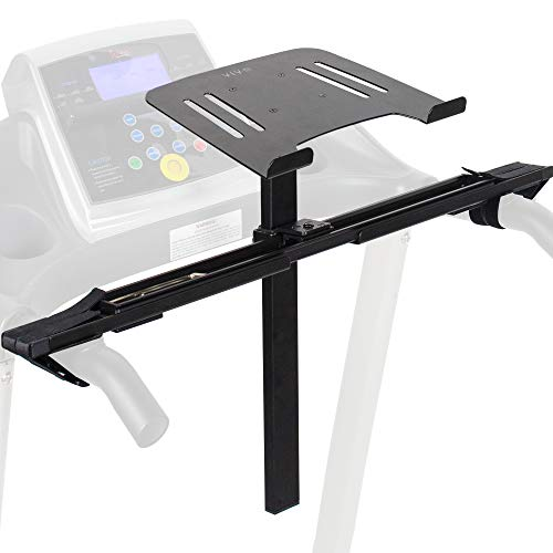 VIVO Universal Laptop Treadmill Desk | Adjustable Ergonomic Notebook Mount Stand for Treadmills (Stand-TDML1)