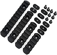 FIRECLUB Tactical Polymer Section Kit for MOE Handguard L2 L3 L4 L5 Sizes