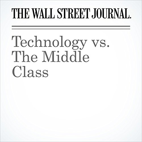 Technology vs. The Middle Class copertina