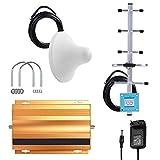 Amplificador de señal para telefono movil, amplificador señal telefonia amplificadores repetidor...