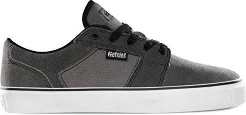 Etnies Skateboard Schuhe Bargels Dark Grey/Black/White Shoes, Schuhgrösse:41.5
