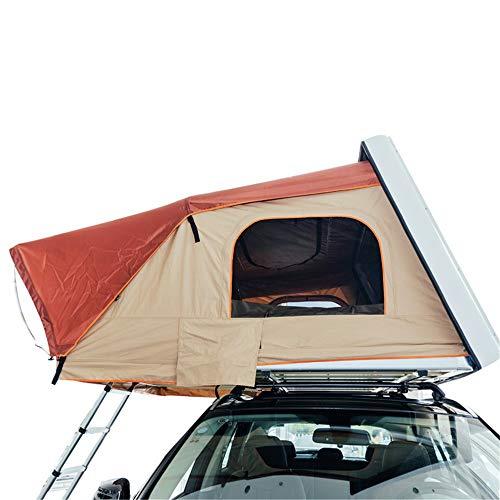 WJFJYPD Hartschalen-Dachzelt im Freien Dachzelt Automatische Fernbedienung Zelt Outdoor-Camping-Zelt