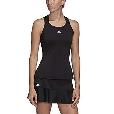 adidas Women's Tennis Y-Tank Black Medium