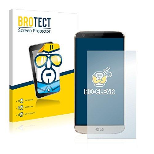 brotect Pellicola Protettiva Compatibile con LG G5 SE Pellicola Trasparente (2 Pezzi) Anti-Impronte