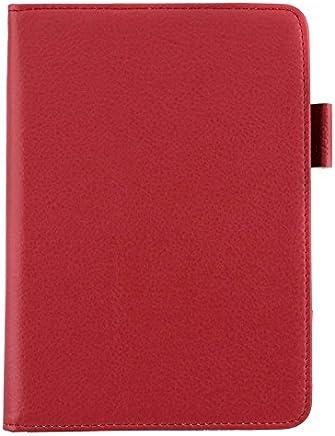 Capa para Kindle Paperwhite Slim Leve Fecho Magnético - Vermelha