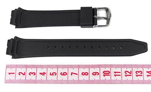 Casio Watch Strap watchband – Marine Gear – Resin Band Black MRP-700