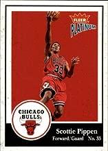 2003-04 Fleer Platinum #19 Scottie Pippen NBA Basketball Trading Card