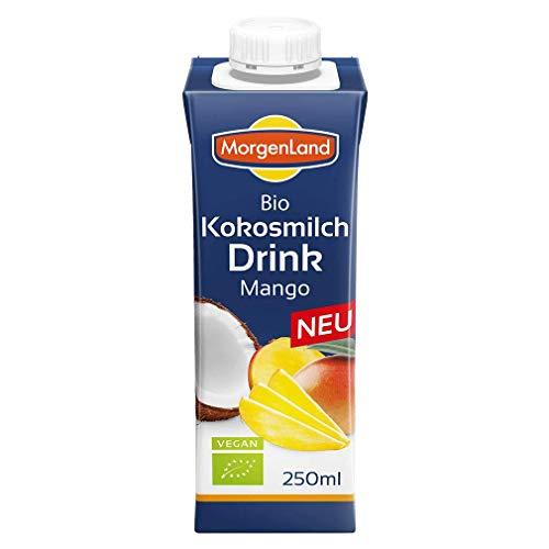 Morgenland Kokosmilch-Drink mit Mango (250 ml) - Bio