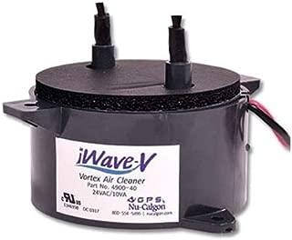 Nu-Calgon 4900-40 - iWave-V Low Maintenance Bi-Polar Ionization Air Cleaner For 6 Tons, 2400 CFM, 24 VAC , Sold Each