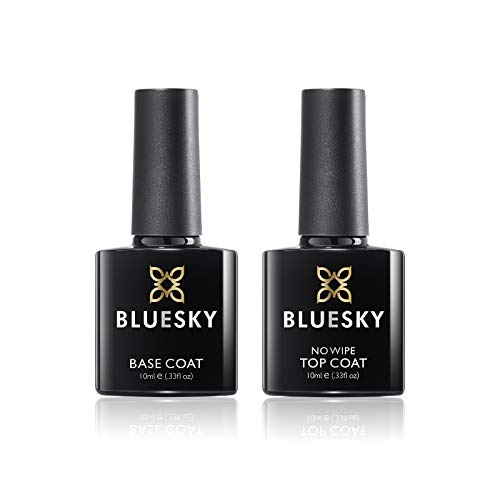Bluesky No Wipe Top and Base Coat