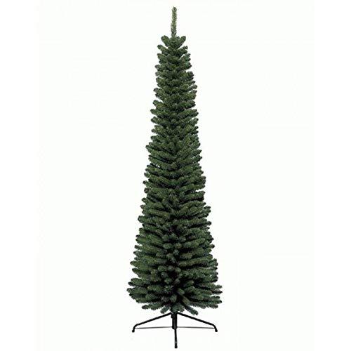 Kaemingk Pencil - Árbol de Navidad Estrecho (180 cm de Alto