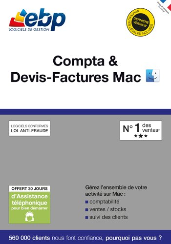 EBP Compta & Devis-Factures MAC - 2018 [Mac Download]