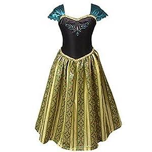 Katara 1768 - Vestido de Princesa Elsa Reina de Hielo - Vestido ...