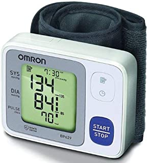 Omron Auto-Inflating Wrist Blood Pressure Monitor