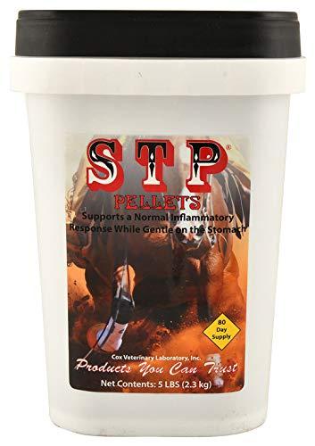Cox Veterinary Labs STP Stop The Pain Pellets 5 lb