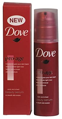 Dove Pro Age Beauty Serum Neck and Chest 100ml by Dove