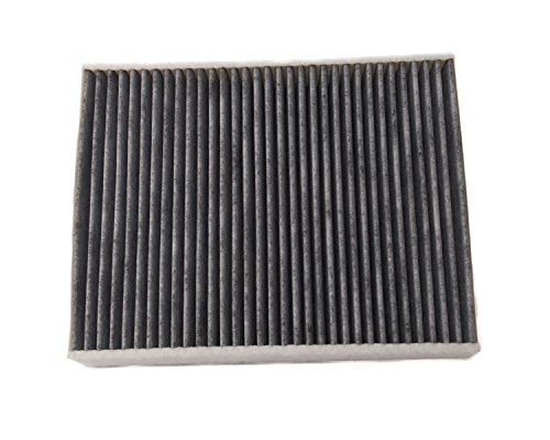 BMW 64119237555 Activated Charcoal Cabin Air Microfilter for F22/F23 2Series, F87 M2, F30/F31/F34 3 Series, F80 M3, F32/F33/F36 4 Series & F83/F84 M4