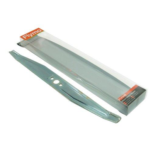 Flymo FLY048 5118647907 - Cuchilla para cortacésped Turbo Lite 400 (metal, 40 cm)