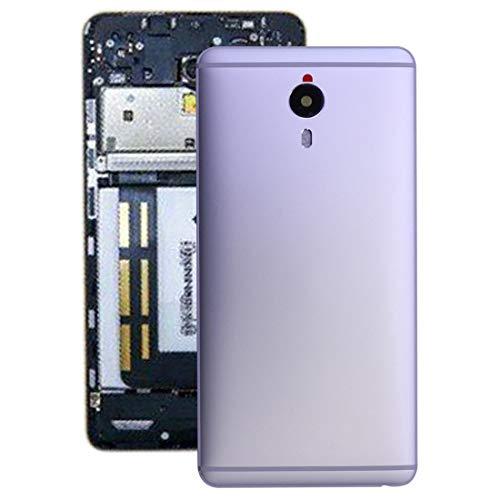 Zhoutao Tapa Trasera del teléfono móvil Tapa Trasera de la batería para Meizu M3 MAX/Meilan MAX Piezas de Repuesto del teléfono