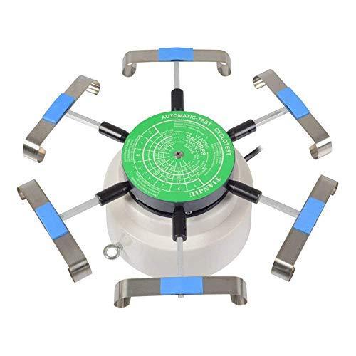 LLF Automic-Test Uhren-Test-Uhren, Testbeweger, Maschinentester, Uhrenwerkzeug, 220 V (Europa-Stecker)