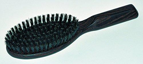 Brosse à Cheveux en Bois Thermotraité / Pur Poil de Sanglier