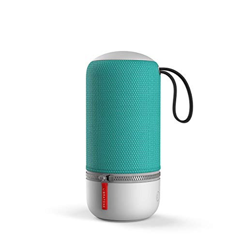 Libratone Zipp Mini 2 - Altavoz inteligente con Alexa integrada multiroom, color verde (Pine Green)