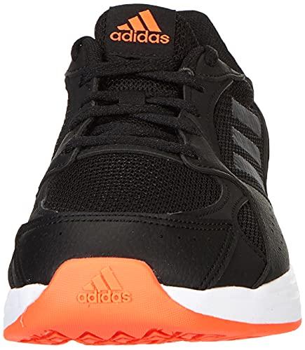 adidas Response Run, Zapatillas de Running Hombre, NEGBÁS/Carbon/HIEMET, 40 EU