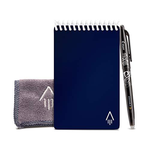 Rocketbook Smart Reusable Notebook - Dotted Grid...