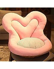 Kawaii Plush Tatami Stoelkussen/vloerkussen, zitkussen, outdoor en indoor, kussens voor tuinmeubelen, balkon, vloer, kleine bank, rugkussen, bureaustoel, Kawaii decoratie