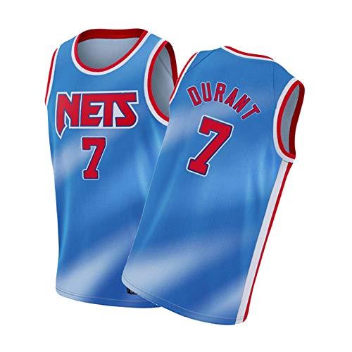 Kěvхn Durαnt Basketball Trikot 2020/21 Herren Limited Edition Sweatshirt Fan Edition Elite Stretch Jersey #7 Classic