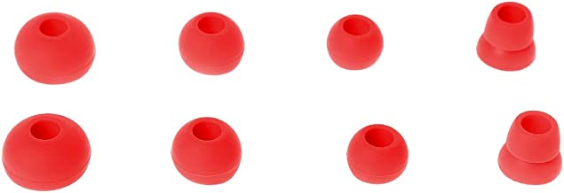 Sarora - 4Pair Silicone Earbuds Replacement Tips For Powerbeats2/3(5 Color For Choose)