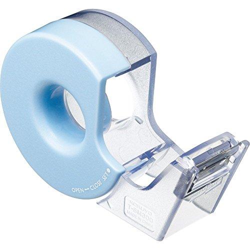 コクヨ テープカッター カルカット マスキングテープ用 青 T-SM300-1LB
