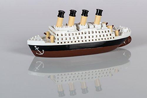 wunderschöne große Spardose Passagierschiff,Dampfer,Kreuzfahrtschiff