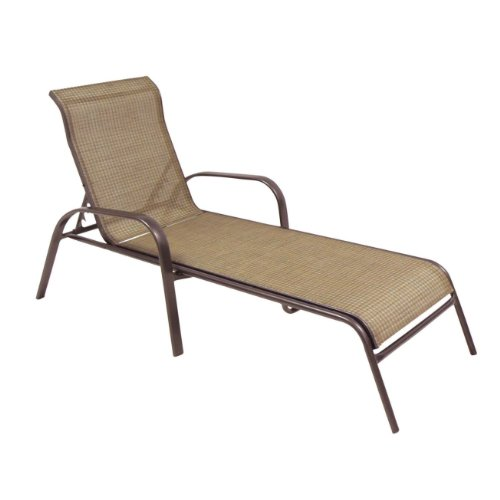 Awesome Living Accents Sling Chase Lounge Hard Metropolitan 48 Camellatalisay Diy Chair Ideas Camellatalisaycom