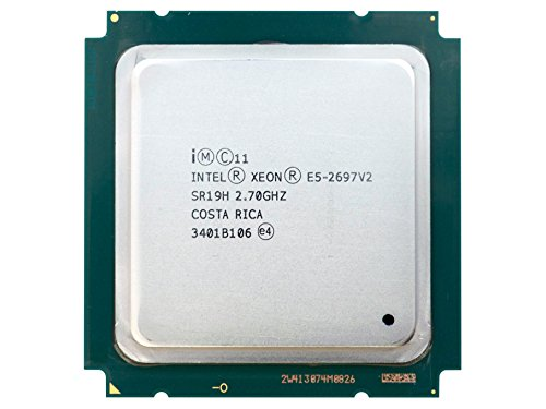 Price comparison product image Intel Xeon E5-2697 V2 (SR19H) 2.70Ghz Twelve (12) Core LGA2011 130W CPU