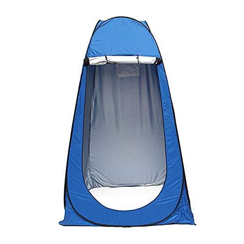WYYH Tienda De Campaña Impermeable, Prueba De Agua WC Portatil Camping Se Puede Llevar Alrededor De La Protección UV Cocina Ducha Camping Tienda Camping En La Playa Senderismo Al Aire Libre A
