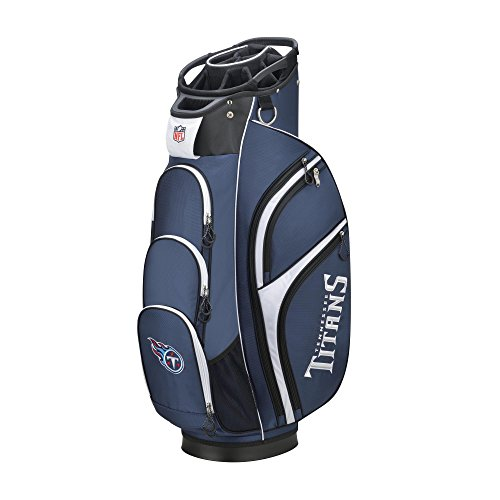 Wilson NFL Titans Golf Cart Bag