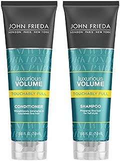 Kit John Frieda Shampoo + Condicionador Volume 250ml