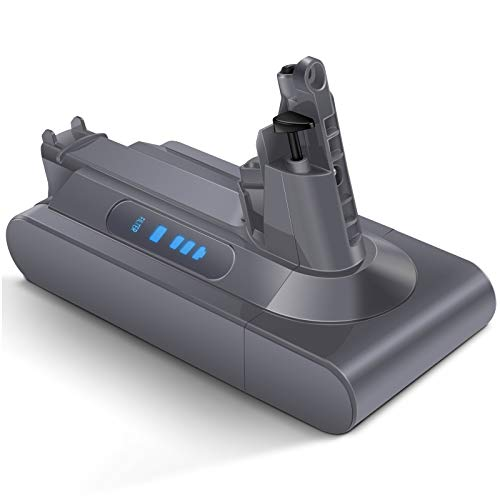 Batteria al litio da 3500 mAh 25,2 V per Dyson Cyclone V10 Animal V10 Absolute V10 Motorhead Aspirapolvere morbido senza fili Dyson SV12 Aspirapolvere portatile Aspirapolvere morbido