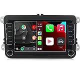 Carplay Android Auto Bluetooth RVC Radio de coche Sistema Android10 Navegador de coche para Golf 5 6 Passat Caddy Polo CC