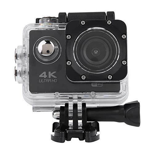 bizofft Videocamera, videocamera da 2 Pollici, HD Ricaricabile per Fotografia Subacquea all'aperto