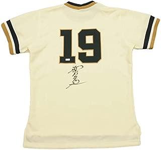 1973 南海ホークス 野村克也 直筆サイン入り復刻オーセンティック・ジャージ (BBM Authentic Collection Baseball Legend Series Premium1)