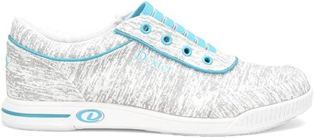 Dexter Womens Suzana 2 Bowling Shoes - Grey/Blue (7.5 M US, Grey/Blue)