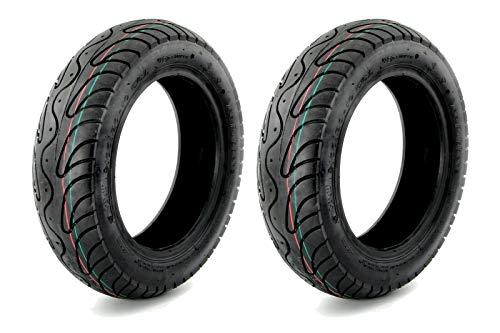 2 Roller Reifen 100/90-10 - VRM-134 - Aprilia Herkules Piaggio APE REX SYM Flory