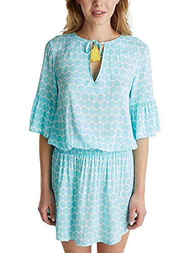 Esprit Bodywear Gleason Beach Acc Tunic Vêtement Couvrant de Maillot de Bain, 390, S Femme